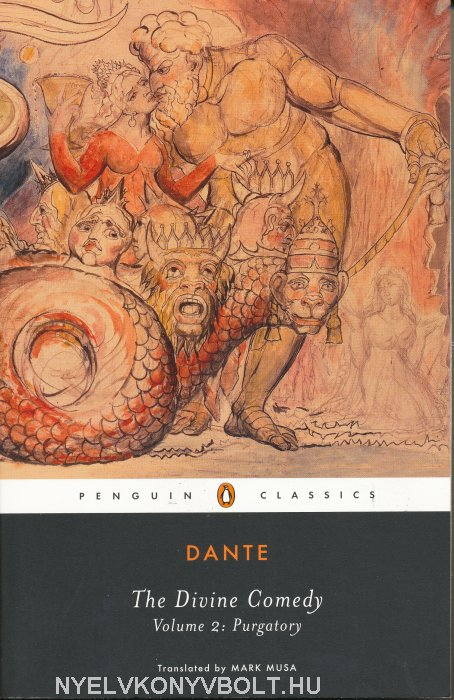 an analysis of purgatory a section of the divine comedy by dante alighieri