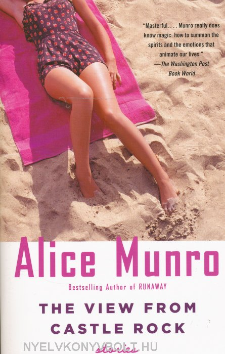 taking charge of life in runaway a collection of short stories by alice munro Reading guide for runaway by alice munro like several other stories in this collection  do the stories imply that life is inherently unstable and unknowable.