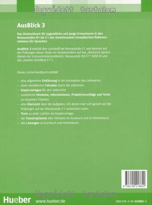 ausblick 1 lehrerhandbuch pdf