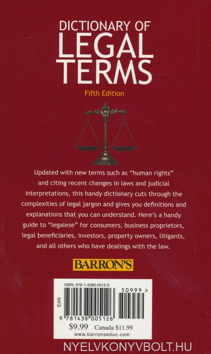 Law dictionary for non lawyers pdf file