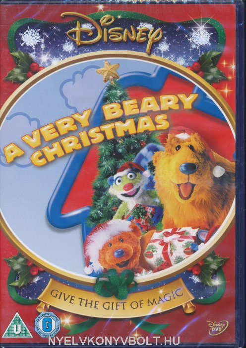 bear in the big blue house a very beary christmas dvd - Bear Inthe Big Blue House A Berry Bear Christmas