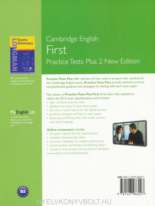 Cambridge english first practice tests plus 2 with key new edition cambridge english first practice tests plus 2 with key new edition for the 2015 exam specifications yelopaper Image collections