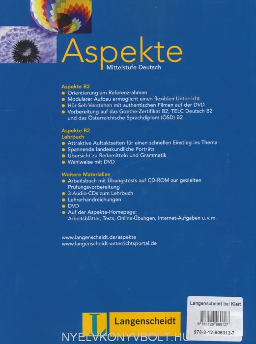 ASPEKTE MITTELSTUFE DEUTSCH EBOOK DOWNLOAD