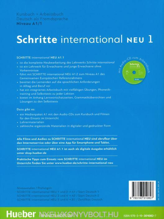 schritte international 3 arbeitsbuch answers