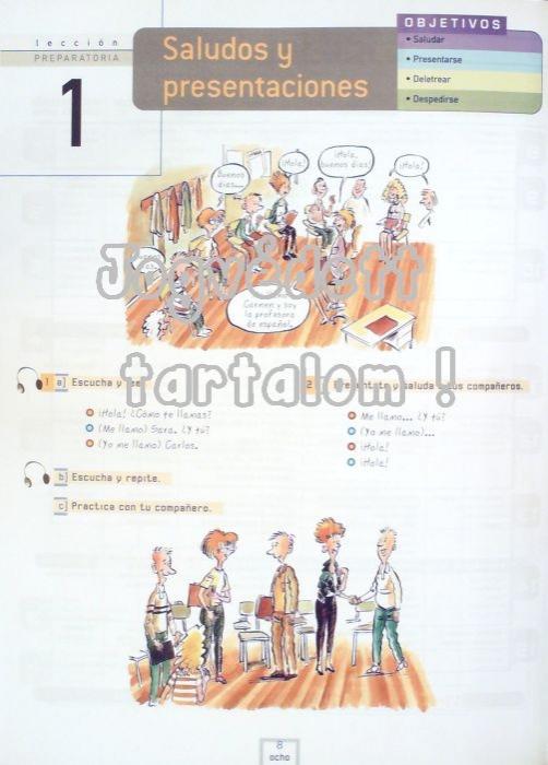 Nuevo Ele Inicial 1 - Curso de espanol para extranjeros