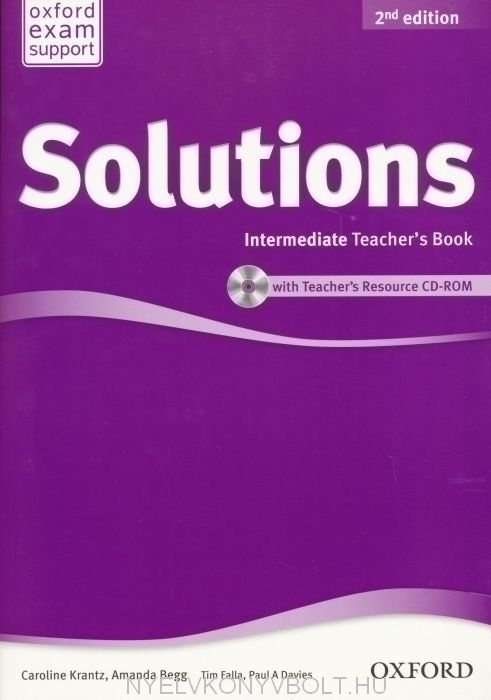oxford exam support solutions 2nd edition ответы