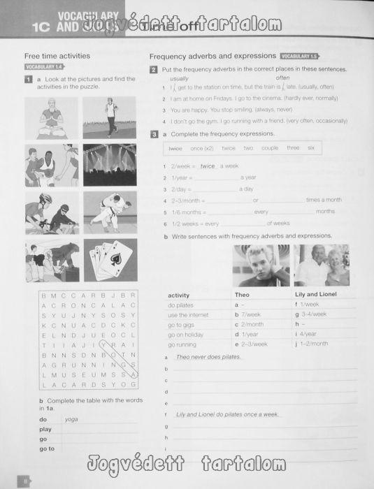 ответы real life intermediate workbook