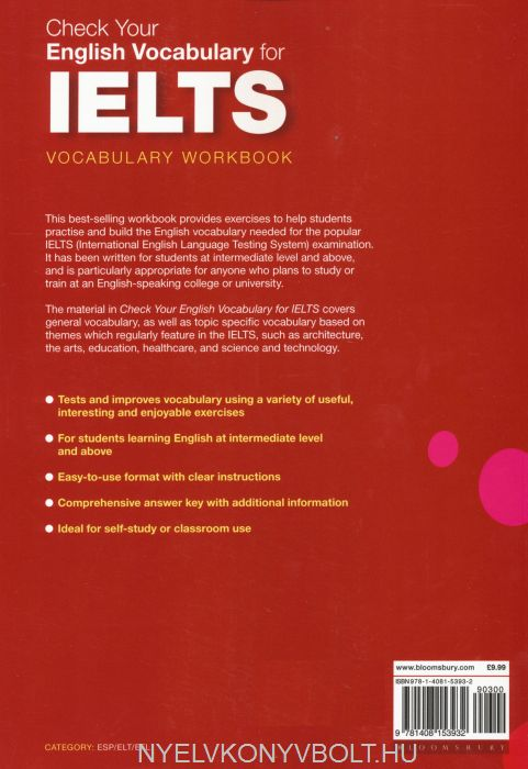 Check Your English Vocabulary for Ielts 3rd Ed