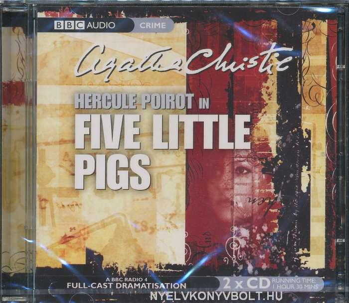 Foreign Language Fiction: Agatha Christie: Hercule Poirot In Five Little Pigs