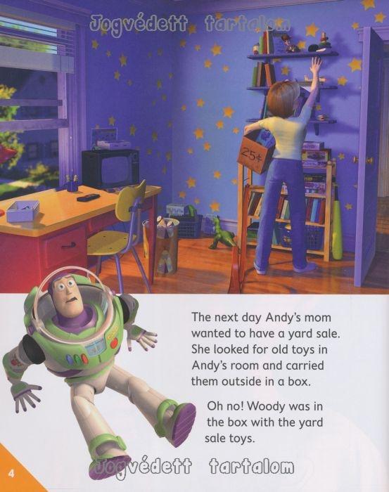 Toy Story 2 - Penguin Kids Disney Reader Level 3 ...