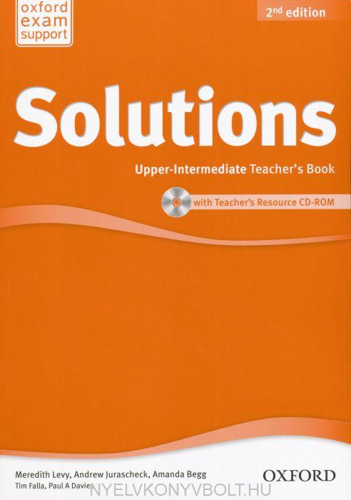 Скачать книгу solutions upper intermediate