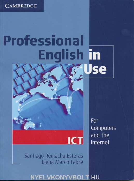 English In Italian: Professional English In Use - ICT
