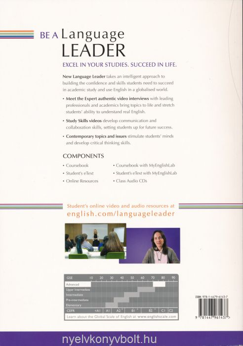 Language Leader Coursebook Intermediate - Pages 1 - 4 - Text Version