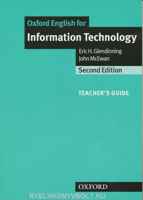 oxford english information technology решебник