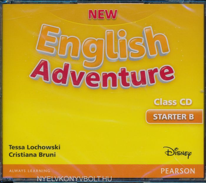 English Adventure Starter B Class CD (English Adventure) Books