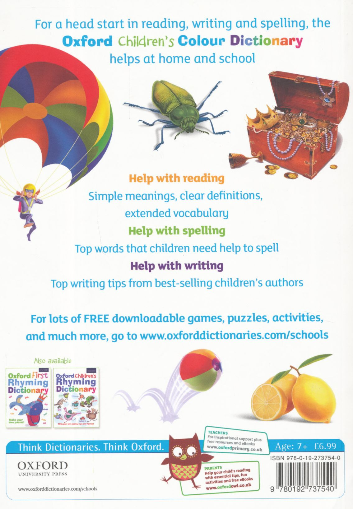 oxford childrens colour dictionary for homework help - Childrens Pictures To Colour In