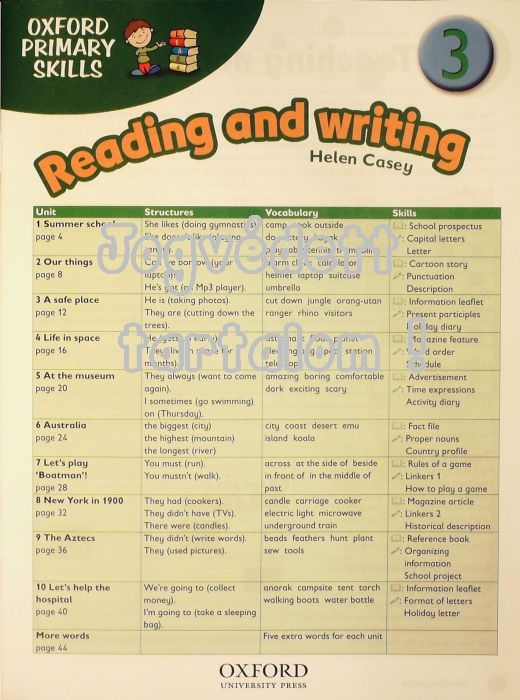 reading and writing skills Follow our easy-to-read articles to help you improve your writing skills including: grammar, spelling, punctuation, writing styles, referencing and more.