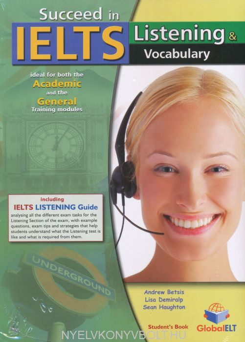 Succeed in IELTS - Listening & Vocabulary with Audio CD and