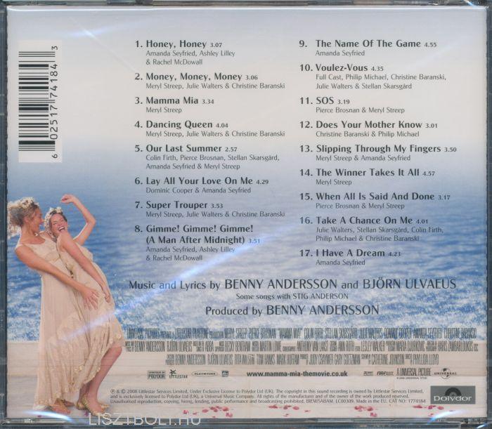 DDL-Music/ VA - Mamma Mia! (OST)/ Download