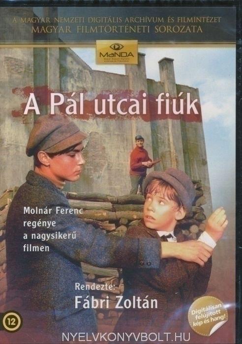 A Pl Utcai Fik DVD