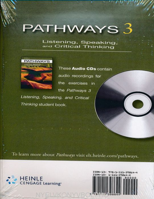 Pathways 3: Reading, Writing, and Critical Thinking, …