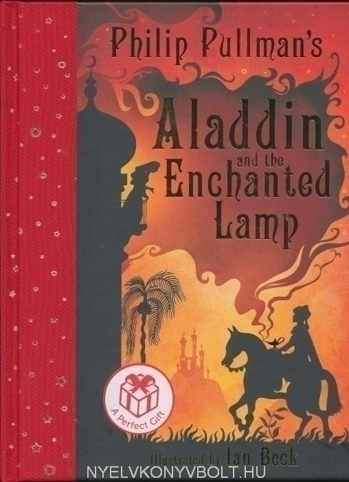 Aladdin And The Enchanted Lamp Book