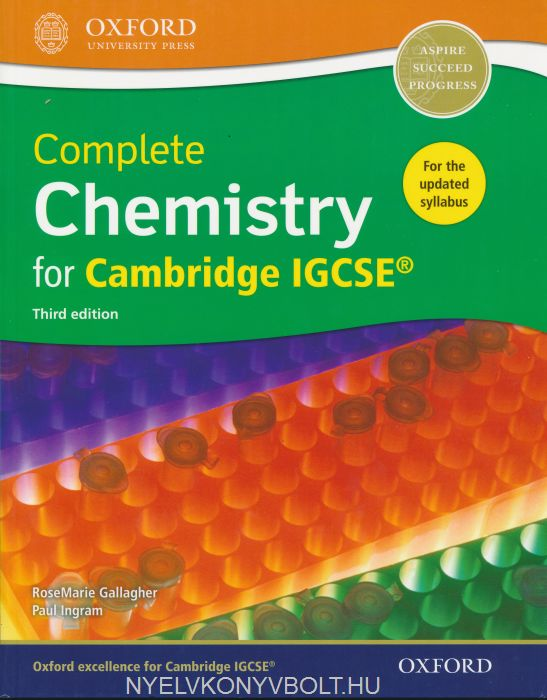 Complete chemistry for cambridge igcse students book third edition complete chemistry for cambridge igcse students book third edition fandeluxe Image collections