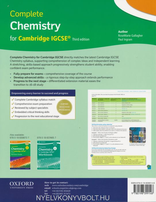 Complete chemistry for cambridge igcse students book third edition complete chemistry for cambridge igcse students book third edition fandeluxe Gallery