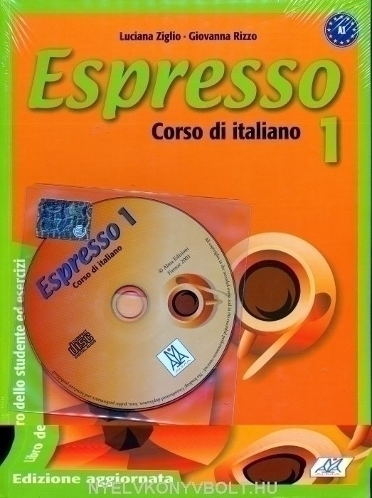Buy espresso 1 a1 textbook+workbook+cd book online at low prices.