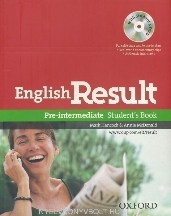 english result intermediate решебник