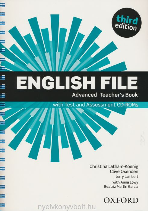 New English File Advanced Third Edition Pdf