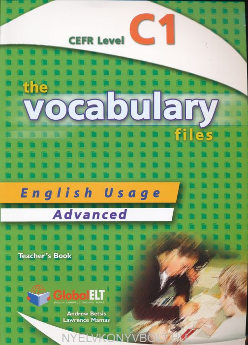 Vocabulary Files C1