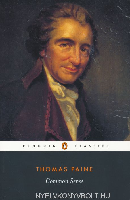 a literary analysis of common sense by thomas paine