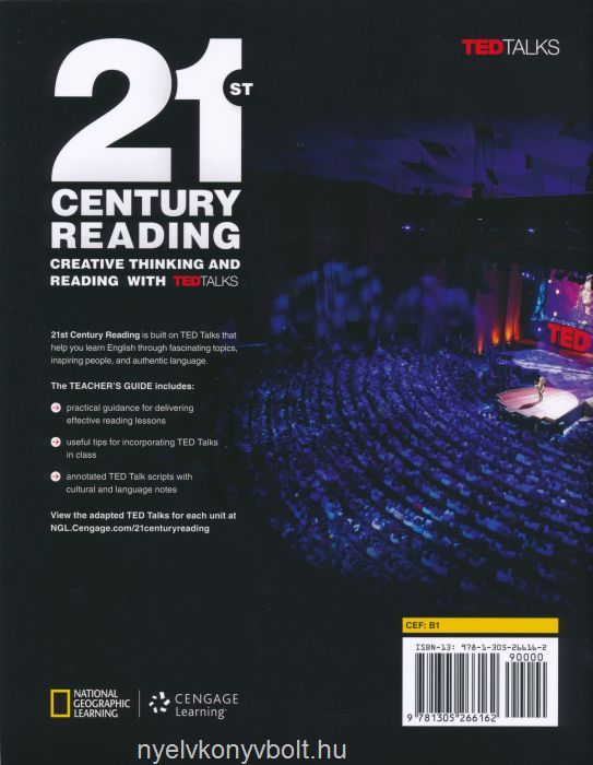 21st Century Reading 1 Teacher's Guide - Creative Thinking
