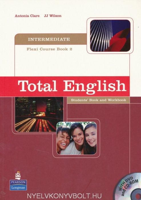 Course total 2 pre book intermediate english flexi