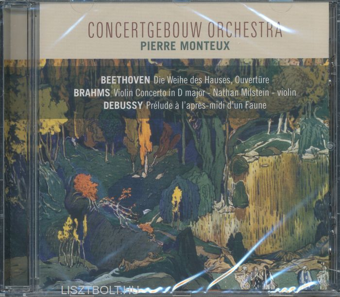 Beethoven: Die Weihe des Hauses Overtüre, Brahms: Violin