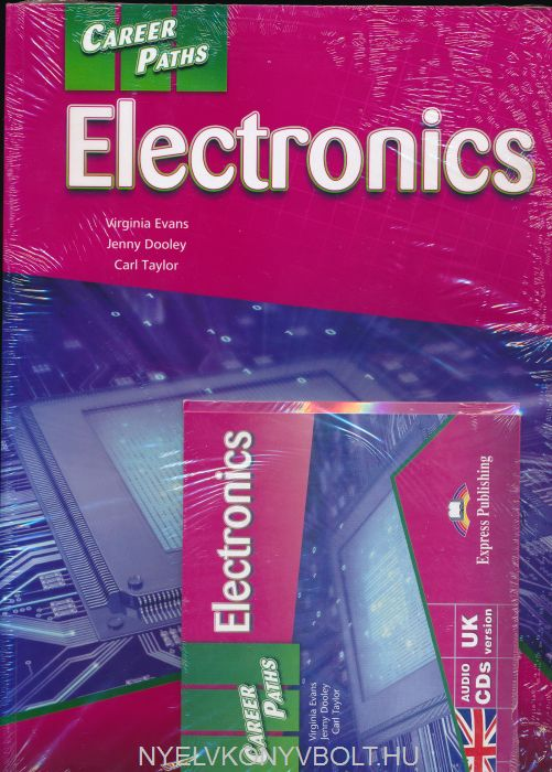 Career Paths: Electronics Teacher's Pack (Teacher's Book, Student's