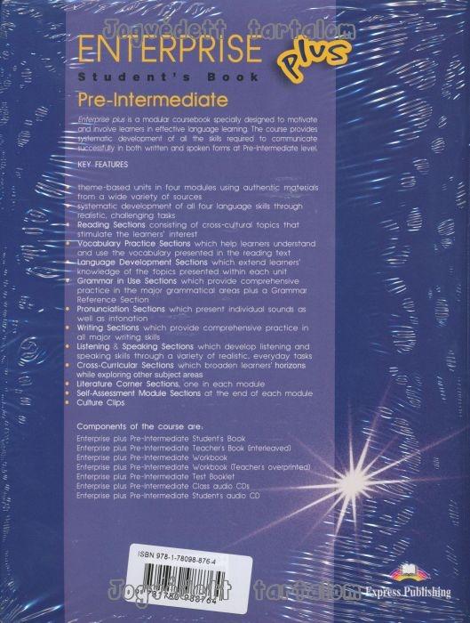 enterprise plus pre-intermediate гдз