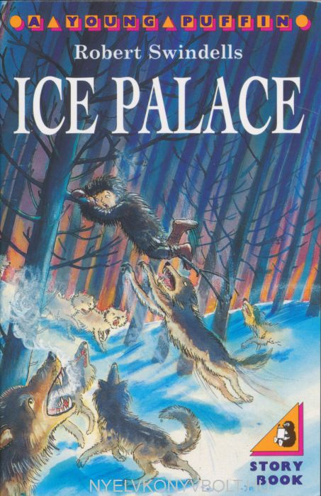 Image result for ice palace robert swindell