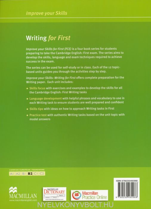 improve your writing skills macmillan