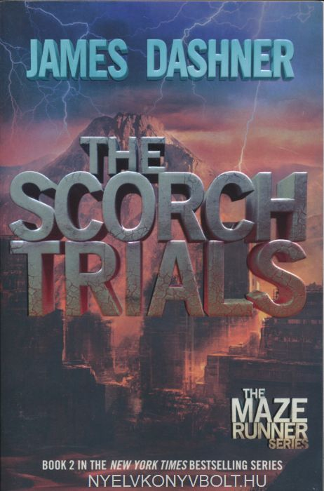 Scorch book trials runner maze