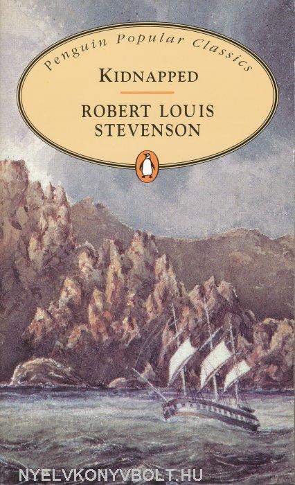 Resultado de imagen de Kidnapped Robert Louis Stevenson penguin popular classics