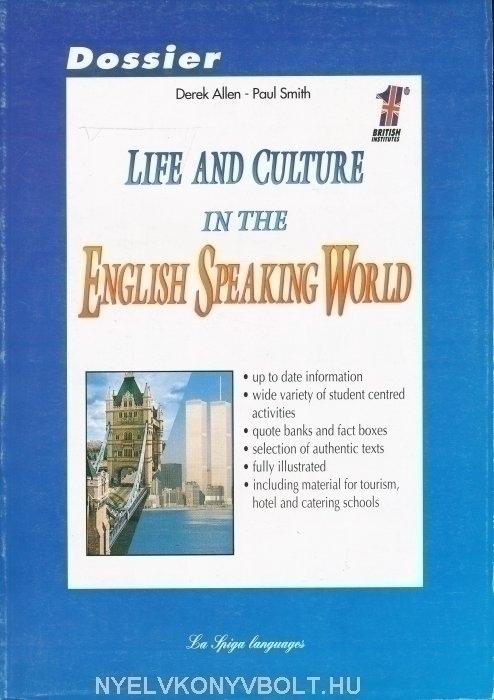 english speaking culture