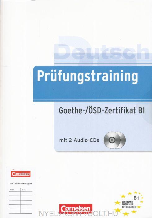 Zertifikat B1 Neu Testbuch Pdf