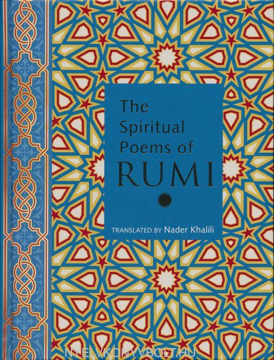Rumi: The Spiritual Poems of Rumi | Nyelvkönyv forgalmazás