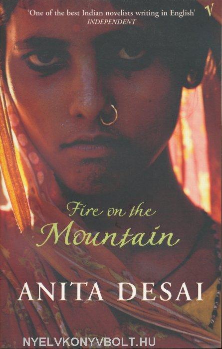 fire on the mountain by anita desai