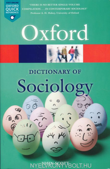 oxford dictionary of sociology pdf