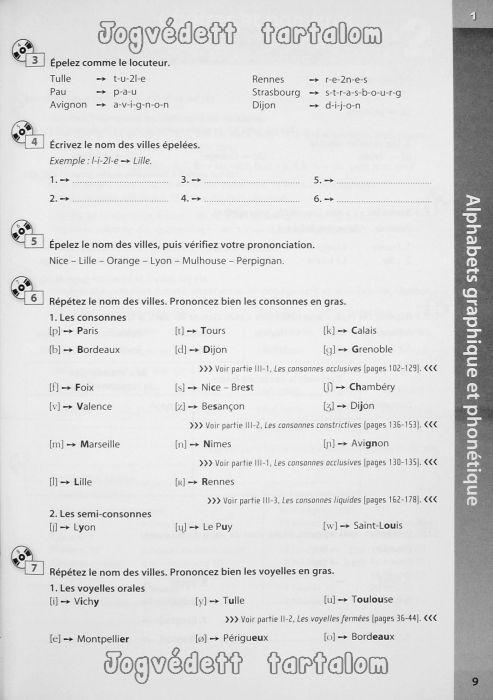 Les 500 Exercices de Phonétique A1/A2 - Livre + corrigés ...