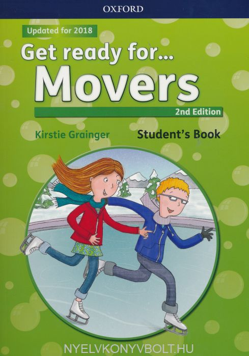 Get Ready for Movers Student's Book with Downloadable Audio