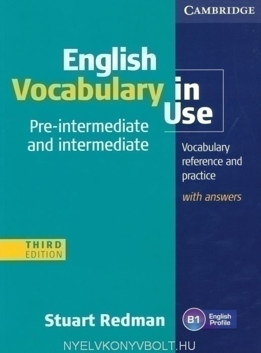 vocabulary test pre intermediate pdf